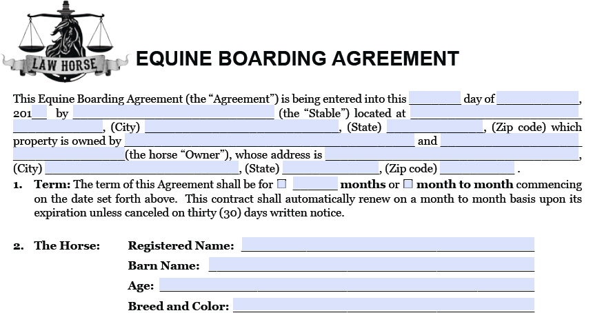 Agreements Facility Agreement Template Facility Credit
